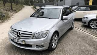 Mercedes Benz C 250 CDi Avantgarde BlueE.Aut. para Venda em Multidrive . (Ref: 548452)