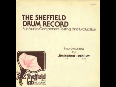 Ron Tutt - The Sheffield Drum Record