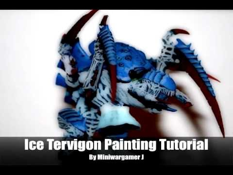 Warhammer 40k Painting Tutorial -