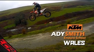 Ady Smith Enduro School | Want To Learn Enduro?