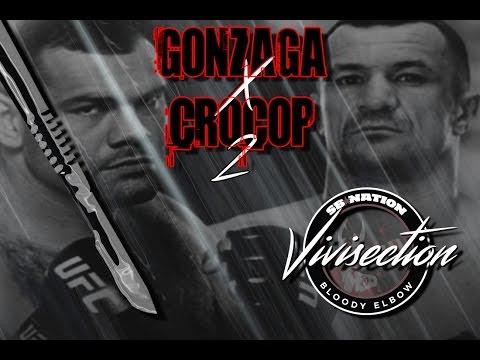MMA Vivisection: UFC Fight Night 64 Gonzaga vs. CroCop 2 predictions, analysis, odds