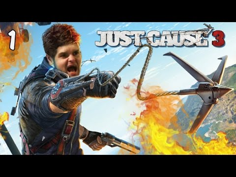 Just Cause 3 Прохождение ► ЛЕТАЙ ВЗРЫВАЙ РАЗРУШАЙ! |1|