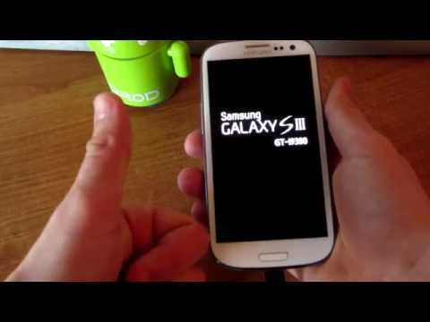 How to root Samsung Galaxy S3 i9300 4.3 (Jelly Beans)