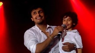 download lagu Nevaan Nigam Blessed By Sonu Nigam On-stage, Klose To gratis