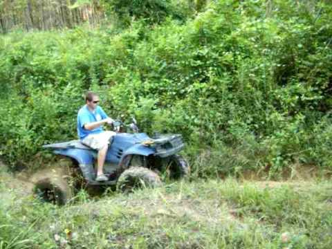Electric ATV 4x4 Four Wheeler LA TECH