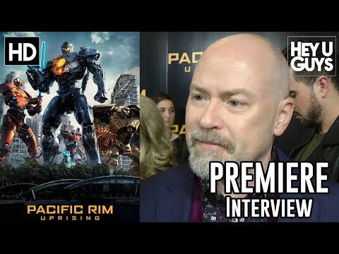 Steven S. DeKnight  - Pacific Rim Uprising Premiere Interview