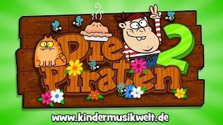 Acapella Kinderlied - Die Piraten II - zum mitsingen