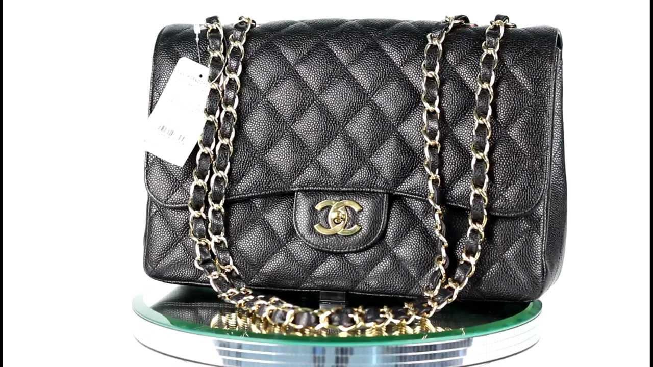 Chanel Bag Lambskin or Caviar Chanel Caviar Lambskin 2.55