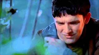 Merlin tells Arthur he has magic [5x13]
