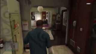 GTA 5 FRANKLINS HOUSE LEAKED GAMEPLAY