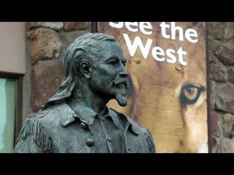 The Best Ever Tour of US National Parks - Part 3 of 8 -- Cody Wyoming to Last Stand Hill Montana