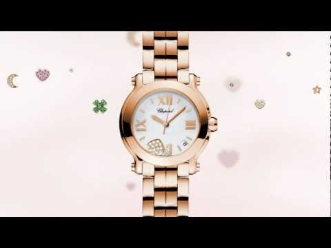 Coming Soon – My Happy Sport watch – presented by Chopard