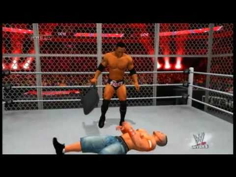 Test - Review : WWE Smackdown vs Raw 2011 (Xbox 360)