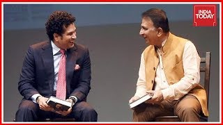 Sachin & Gavaskar Exclusive On The Great Indian Cricket Story