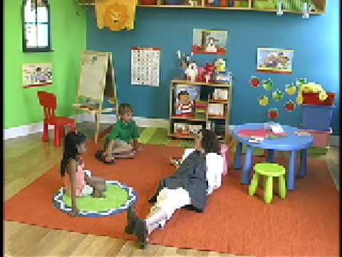rosa+wesley Preschool and Kindergarten Lab