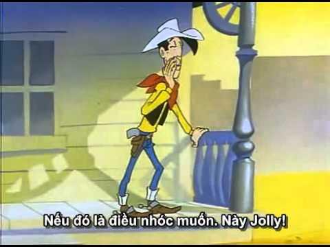 Lucky Luke - Billy The Kid - Tap 1.avi