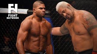 UFC 209: Alistair Overeem vs. Mark Hunt 2 Preview
