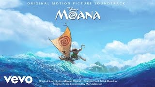 """Lin-Manuel Miranda - Where You Are (From """"Moana""""/Demo/Audio Only)"""