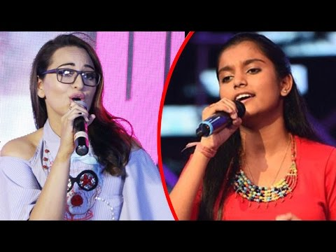 Sonakshi Sinha Reaction On Nahid Afrin Fatwa Controversy