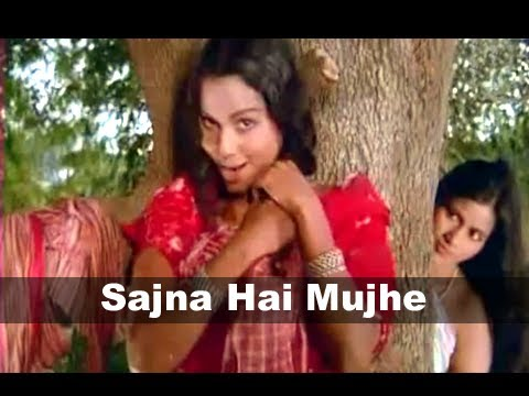 Sajna Hai Mujhe - Classic Romantic Bollywood Song -  Amitabh...