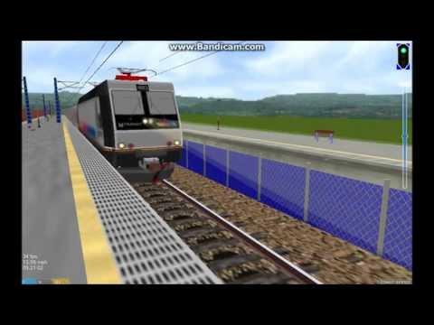 OpenBVE HD EXCLUSIVE: NJT ALP-46 Commuter Train Exterior Development Underway
