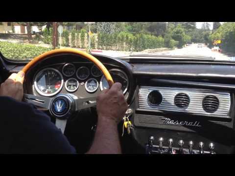 Maserati Sebring 2 driving experience