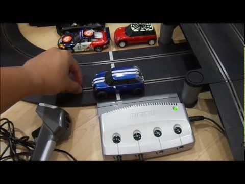 Malaysia Slot Cars : Scalextric Digital Power Base Part 1