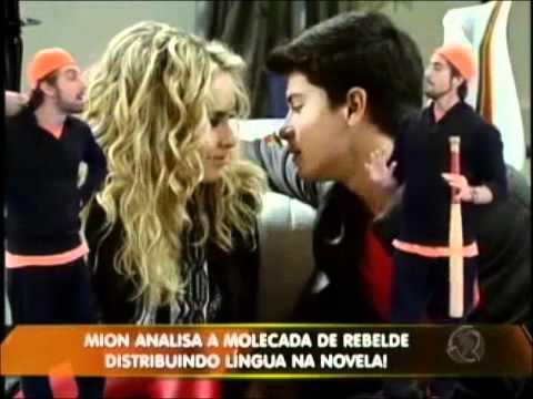 Legendários 02/07/2011 Vale a Pena Ver Direito  - Lua e Arthur