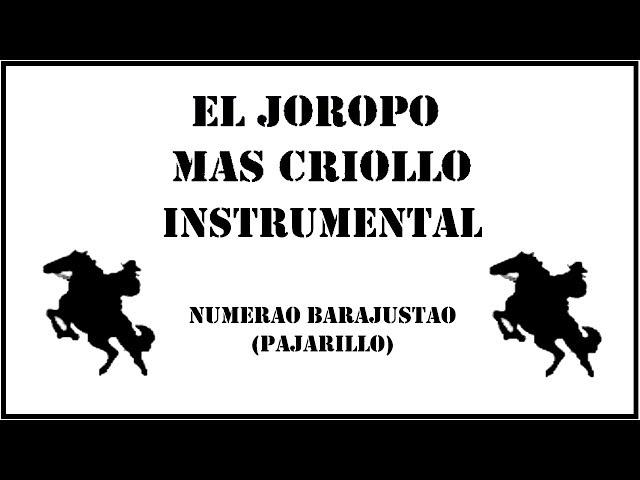 Joropo Instrumental - Numerao Barajustado