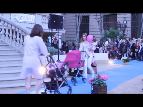 Pasarela Desfile de moda Infantil y Juvenil #Petitstylewalking4