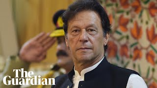Pakistan PM Khan issues furious threat to India over Kashmir