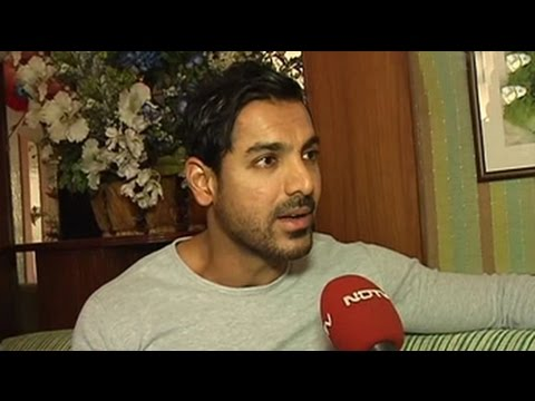 John Abraham on why he took a long break after Madras Cafe