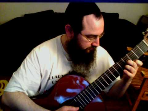 Estilo No 3 on Classical Guitar - Jose Pierri Sapere
