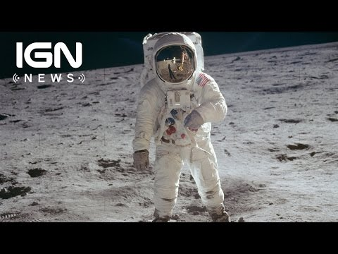 Thousands of Unprocessed Apollo Moon Mission Photos Released Online - IGN News