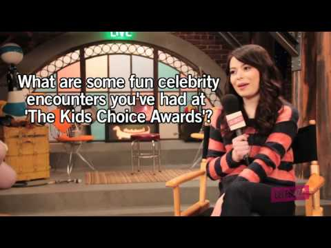 iCarly cast talk about One Direction and Kids Choice Award Memories