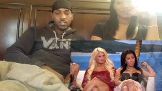 BEST BAD GIRLS CLUB FIGHTS IN BGC HISTORY [ COUPLES REACTION