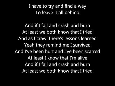 Lifehouse - Crash And Burn