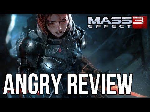 Mass Effect 3 Angry Review