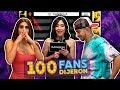 100 Fans Dijeron Ep. 2 | La vida secreta de los YouTubers