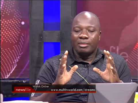 Avoiding Future Accra Flood - Newsfile on Joy News (13-6-15)