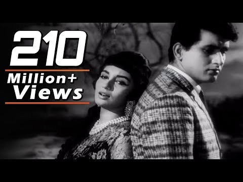 Lag Jaa Gale - Sadhana, Lata Mangeshkar, Woh Kaun Thi Romantic Song Music Videos