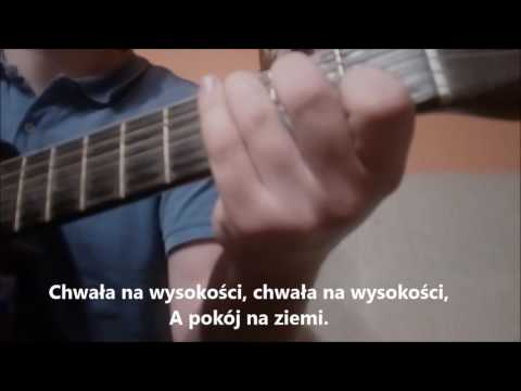 Kolęda 'Przybieżeli Do Betlejem' (cover, Karaoke)