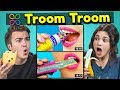 College Kids React To And Try 3 Troom Troom Crafts (Do They W...