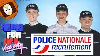 "LA POLICE LANCE UN ""RECRUTEMENT EXCEPTIONNEL"" 3/3"