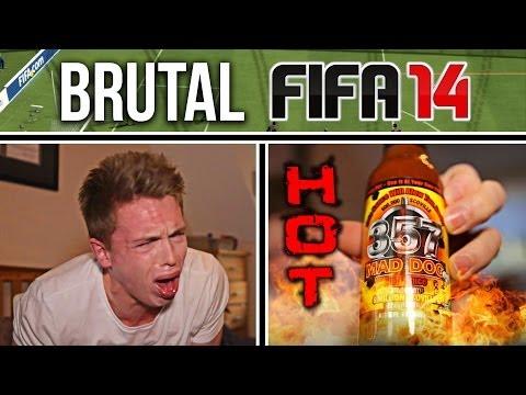Brutal FIFA: WORLD'S HOTTEST SAUCE