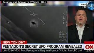 El Pentagono *DESCLASIFICA* Videos de Encuentros de Militares con OVNIS.-