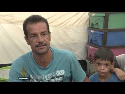 Humanitarian crisis dire in Iraq's Amerli