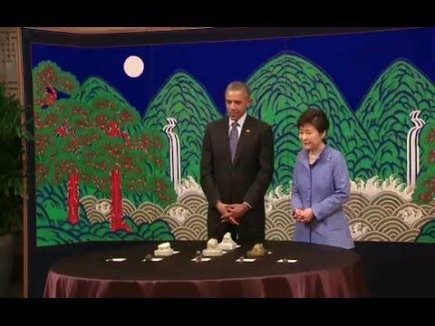 President Obama Speaks on the Return of Historic Korean Seals