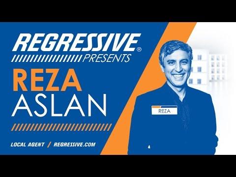 Regressive Presents Reza Aslan