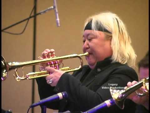 trumpetworld chase revisited eric miyashiro la jazz institute:  milhado mihaldo Music Videos